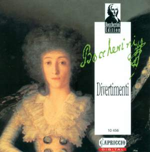 Boccherini: Divertimenti Product Image