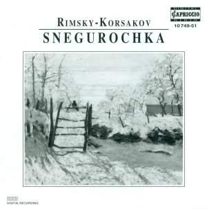 Rimsky Korsakov: Snegurochka (The Snow Maiden) Product Image