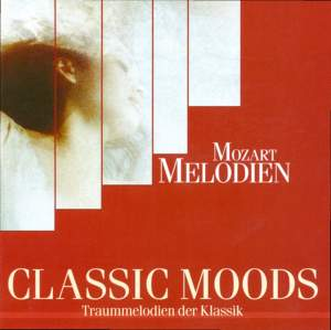 CLASSIC MOODS - MOZART, W.A. Product Image