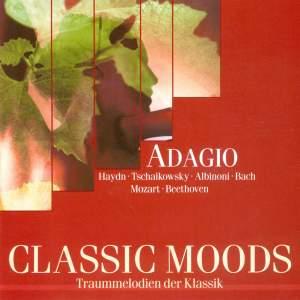CLASSIC MOODS - ALBINONI, T.G. / HANDEL, G.F. / MARCELLO, A. / VIVALDI, A. / BACH, J.S. / MOZART, W.A. / BEETHOVEN, L. van / HAYDN, F.J. Product Image