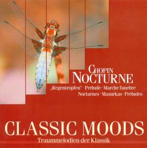 CLASSIC MOODS - CHOPIN, F. Product Image
