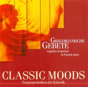 CLASSIC MOODS - Gregorian Chants Product Image