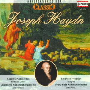 CLASSIC MASTERWORKS - Joseph Haydn Product Image