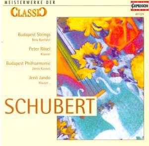 CLASSIC MASTERWORKS - Franz Schubert Product Image