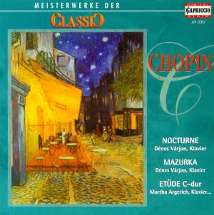 CLASSIC MASTERWORKS - Frederic Chopin Product Image