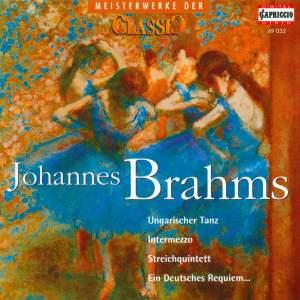 CLASSIC MASTERWORKS - Johannes Brahms Product Image