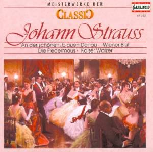 Classic Masterworks: Johann Strauss II Product Image