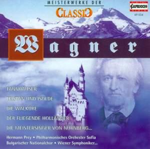 CLASSIC MASTERWORKS - Richard Wagner Product Image