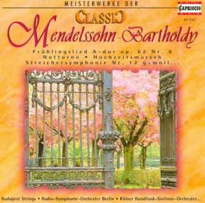 CLASSIC MASTERWORKS - Felix Mendelssohn Product Image