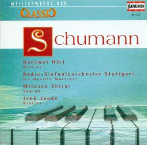 CLASSIC MASTERWORKS - Robert Schumann Product Image