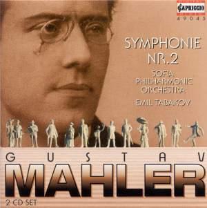 Mahler: Symphony No. 2 'Resurrection' Product Image