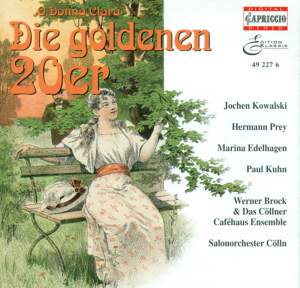 GOLDEN 20's (THE) (Brock, Edelhagen, Kowalski, Prey) Product Image