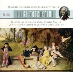 BOCCHERINI, L.: Guitar Quintets Nos. 4-6 (Jumez, Dimov String Quartet)
