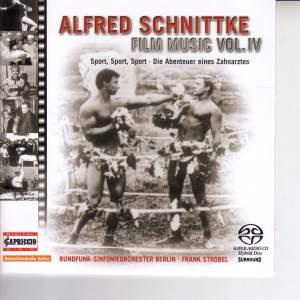 Schnittke: Film Music, Vol. 4 Product Image