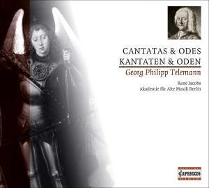 Telemann - Cantatas and Odes Product Image