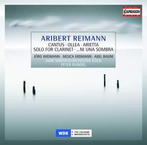 Reimann - Cantus, Ollea & Arietta Product Image