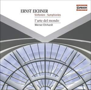 Eichner - Symphonies Nos. 1-4 Product Image
