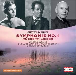 Mahler - Symphony No. 1 & Rückert Lieder Product Image