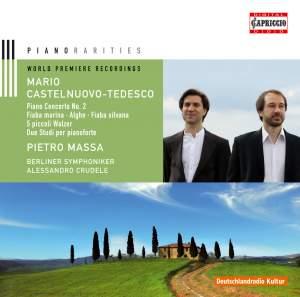 Castelnuovo-Tedesco: Piano Concerto No. 2 Product Image