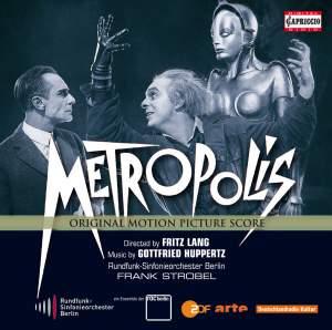 Huppertz: Metropolis Product Image