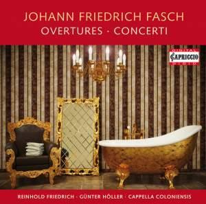 Fasch: Overtures & Concerti Product Image