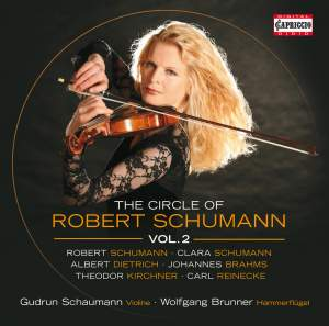 The Circle of Robert Schumann Volume 2 Product Image