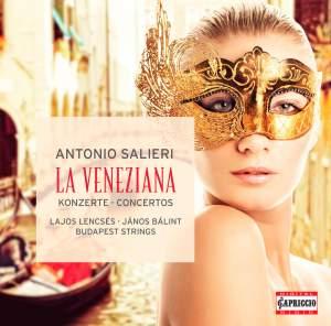 Salieri: La Veneziana Product Image