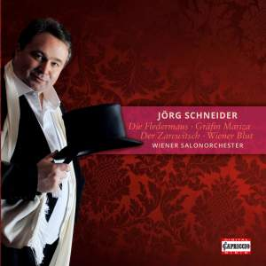 Jörg Schneider: World-Famous Operetta Arias and Scenes Product Image