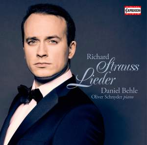 Daniel Behle sings Richard Strauss Lieder