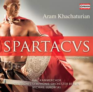 Khachaturian: Spartacus Product Image