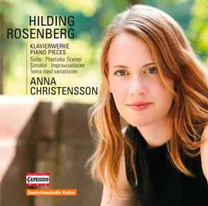 Hilding Rosenberg: Piano Rarities Product Image