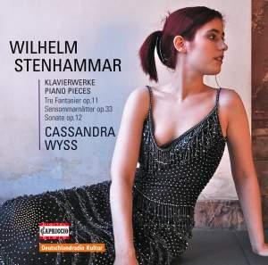Stenhammar: Tre Fantasier, Sensommarnätter & Sonate Product Image