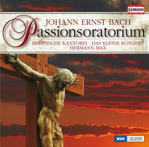 Johann Ernst Bach: Passionsoratorium Product Image