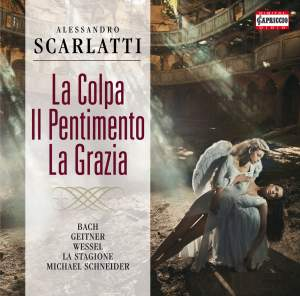 A. Scarlatti: Sin, Repentance and Grace Product Image