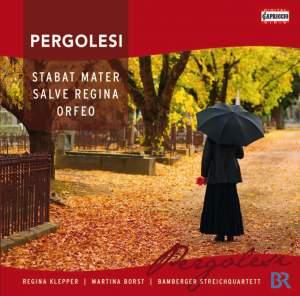 Pergolesi: Stabat Mater, Salve Regina & Orfeo Product Image