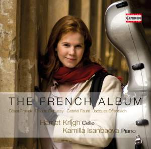 Harriet Krijgh: The French Album Product Image