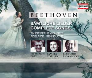 Beethoven: Complete Songs for Voice and Piano Product Image