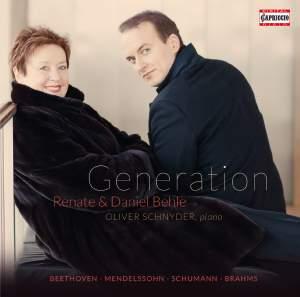Renate & Daniel Behle: Generation Product Image