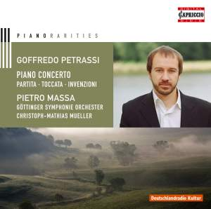 Goffredo Petrassi: Piano Concerto and other works Product Image