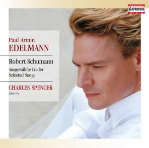 Schumann: Ausgewählte Lieder
