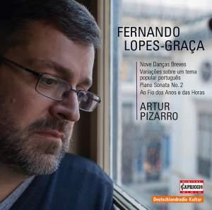 Artur Pizarro plays Fernando Lopes-Graça Product Image