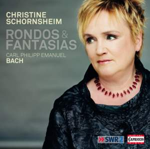 CPE Bach: Rondos & Fantasias Product Image