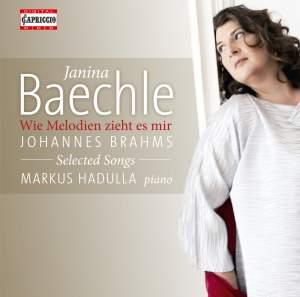 Brahms: Selected Songs