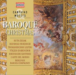 Baroque Christmas: Cantatas & Motets Product Image