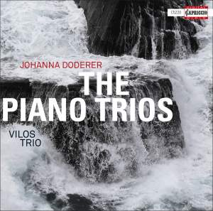 Johanna Doderer: The Piano Trios Product Image