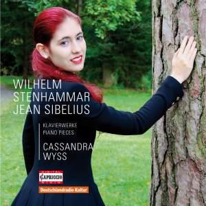 Stenhammar & Sibelius: Piano Pieces