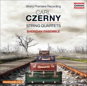 Carl Czerny: String Quartets Product Image