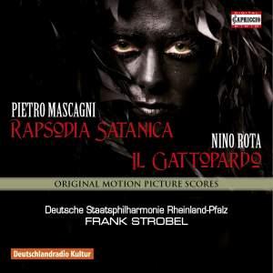 Mascagni: Rapsodia Satanica & Rota: Il Gattopardo (The Leopard) Product Image