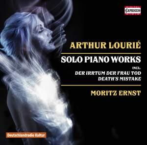 Arthur Lourié: Solo Piano Works Product Image