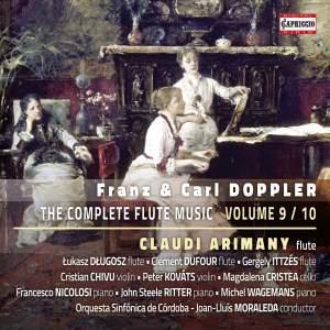 Franz & Carl Doppler: The Complete Flute Music, Vol. 9